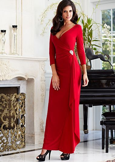 Only red venus fashion in dresses express warehouse