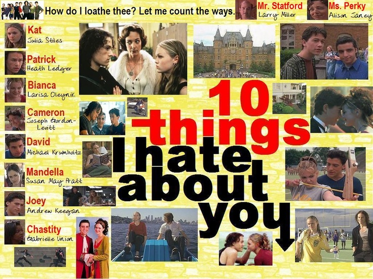 10 Things I Hate About You Joey: 32 Best Images About 10 Things I Hate About You On