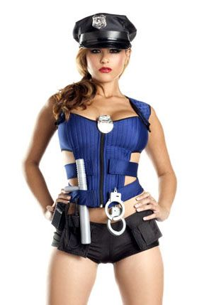 police costume for women - Google Search