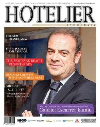 Hotelier Indonesia Edition 24 digital magazine - Read the digital edition by Magzter on your iPad, iPhone, Android, Tablet Devices, Windows 8, PC, Mac and the Web.