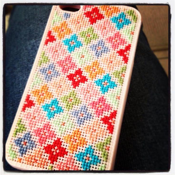 iPhone case - crossstich <3