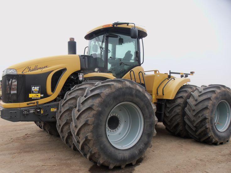 4 Wheel Drive Farm Tractors : Challenger mt b wheel drive tractor farm equipment