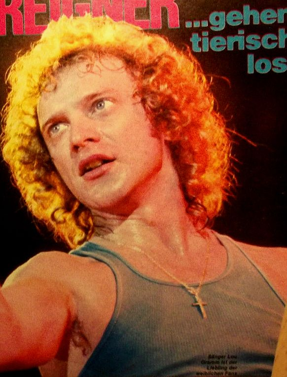 Lou Gramm, Foreigner group