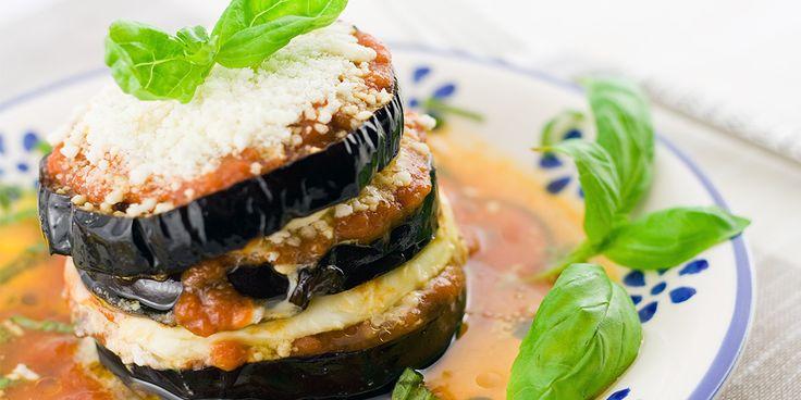 Lasaña de berenjena nutritiva y deliciosa | Chiqui Delgado