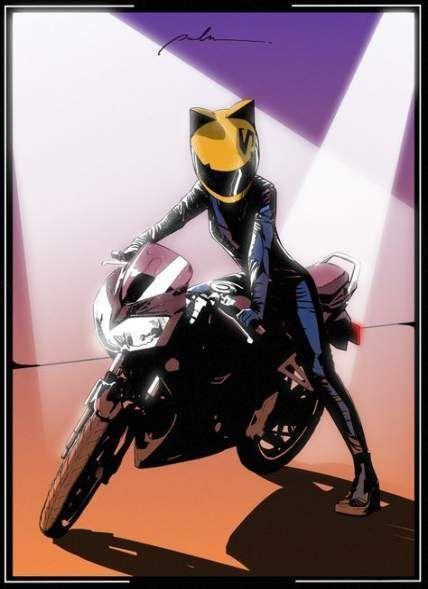 23 Trendy Ideas Cars Art Zeichnung Anime Girls #Zeichnung #Kunst #Aut …   – Schönes Motorrad
