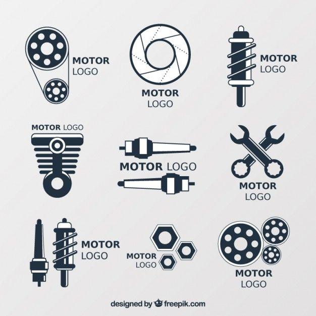 Logos For Car Repair Shops Free Vector Logos Pinterest Logos