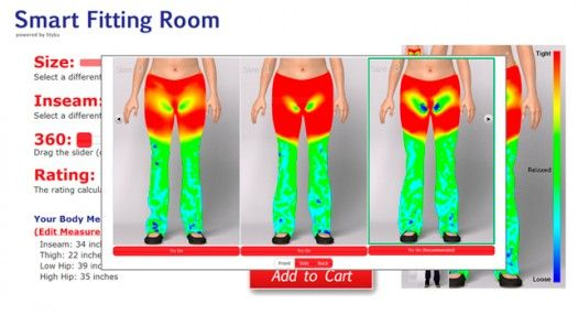 Kinect Could Help Online Shoppers Fine Clothes That Fit Better
