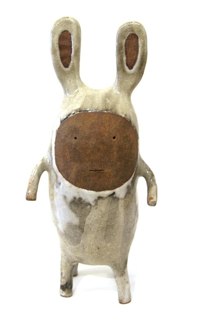 Godeleine de Rosamel - Ceramic Sculpture - #5A