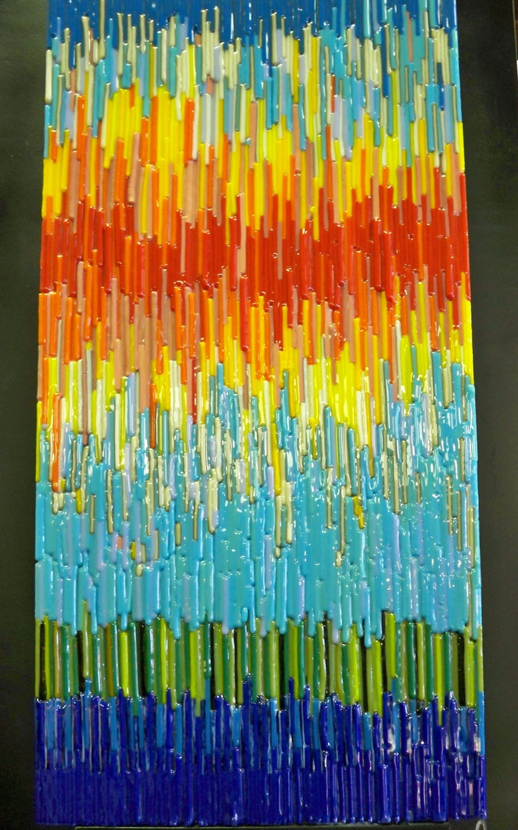 288 best images about melted crayon art on pinterest for Melted crayon art techniques