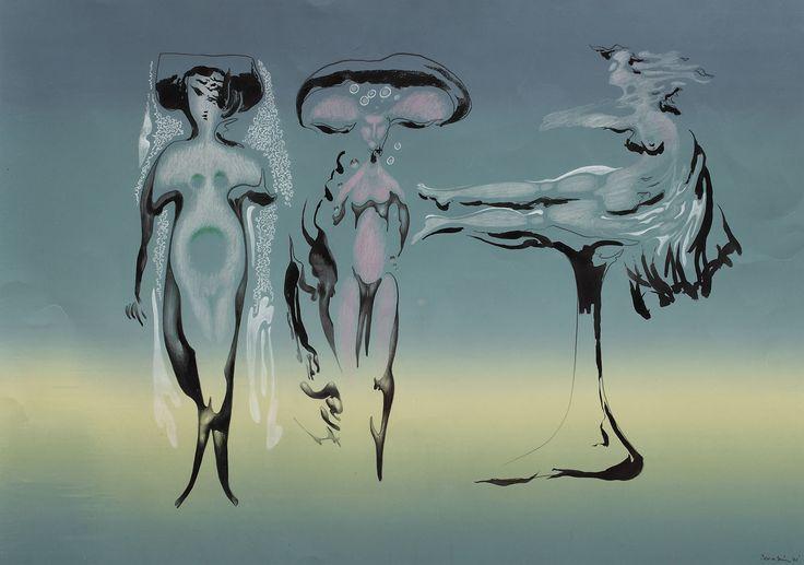 Jules Perahim, Au bord de la mer