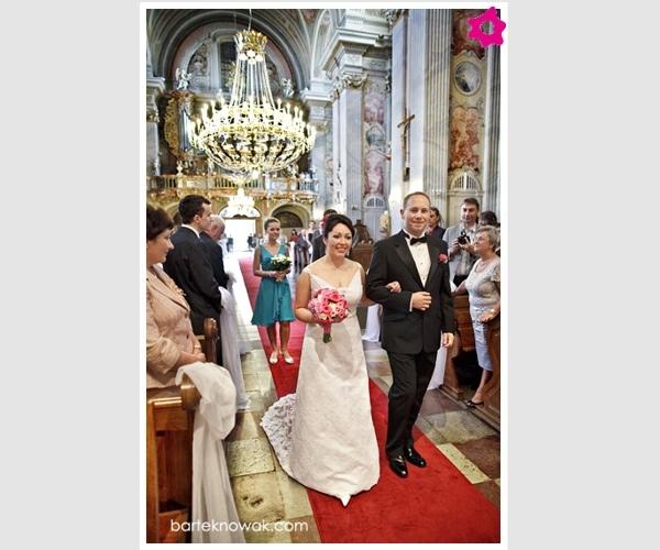 Realizacja Aspire - Ślub Agnieszki i Frederica