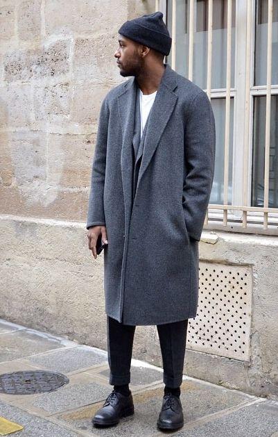 Coat beanie
