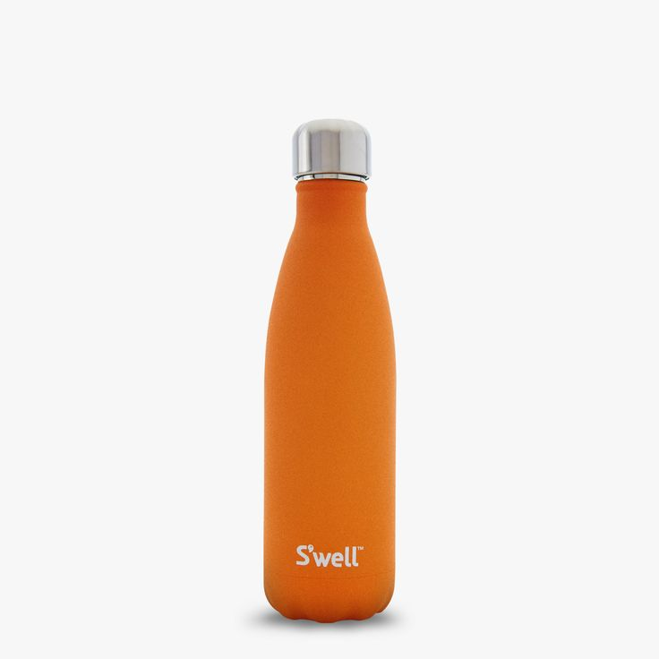 Buy waterbottles S'well which are double walled, vacuum-sealed, stainless steel best water bottles, BPA and toxic free, easily portable, stylish and sporty water flasks.