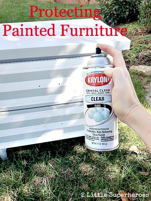 Hometalk :: How to Spray Paint Laminate Furniture