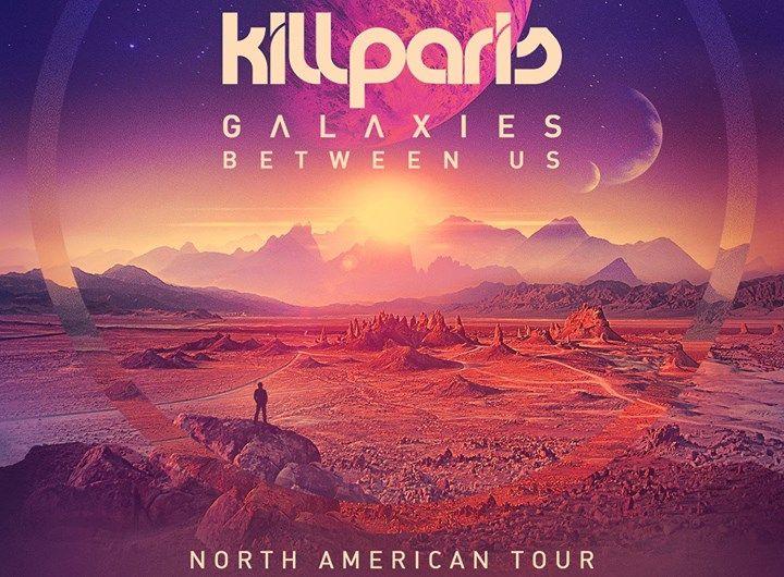 Kill Paris - Galaxies Between Us #FutureFunk #Glitch #Chill #Bass #Electronic