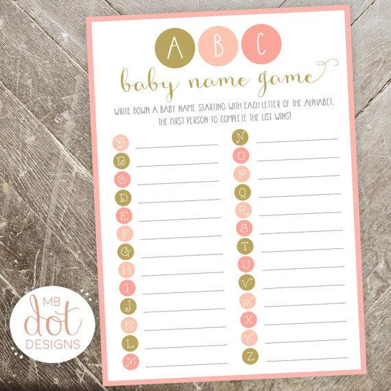 abc baby shower on pinterest alphabet baby showers couples baby