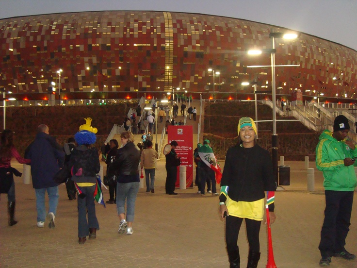 FIFA 2010 World Cup! I was there :-)