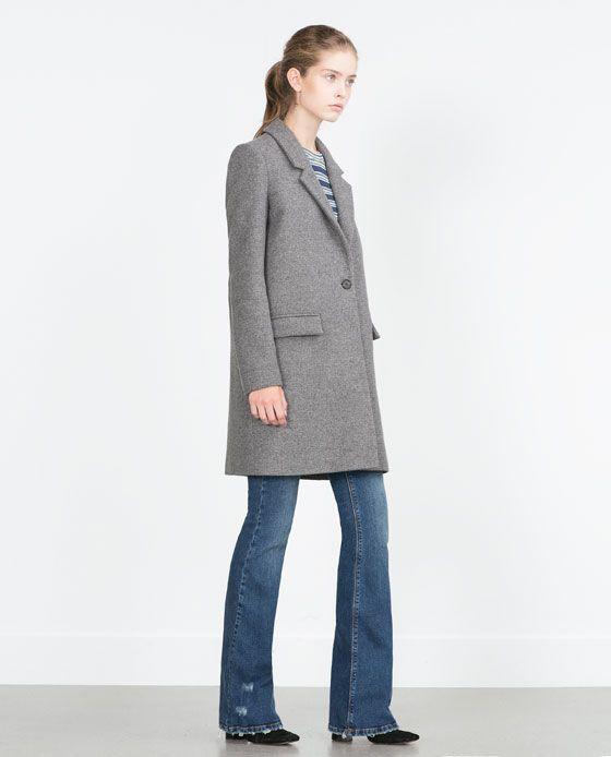 Fashion Trf Zara Masculine Trf Zara CoatFavLooks Aj5Rq4c3L