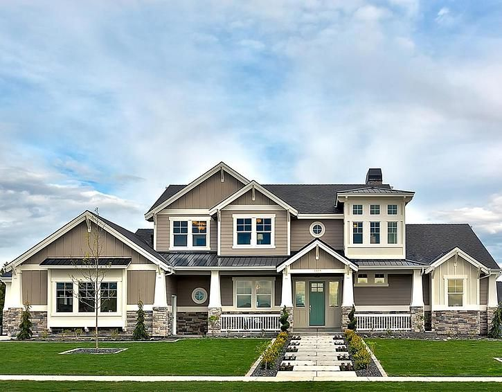 17 Best images about Clark and Co Homes Exteriors on
