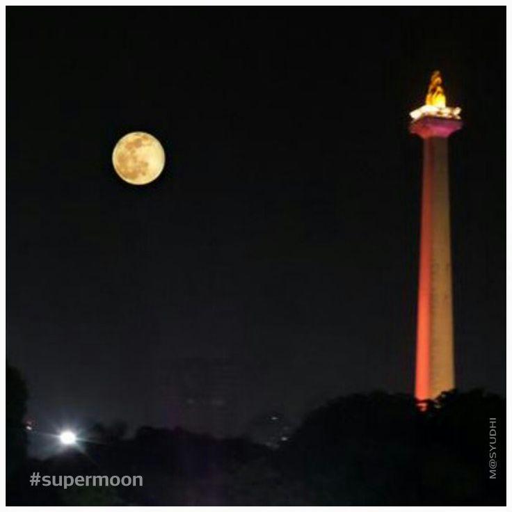 #Supermoon