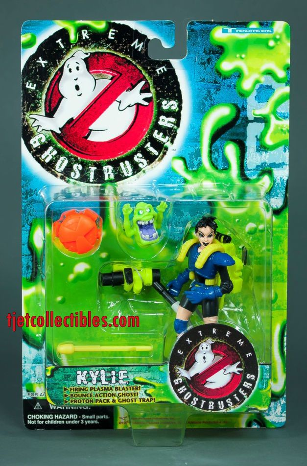Extreme Ghostbusters Kylie Action Figure 1997 Trendmasters #Ghostbusters