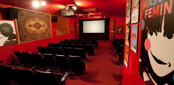 The Magic Theatre, the charming 62-seat art house theatre.  Where the Nevada City Film Festival was conceived.