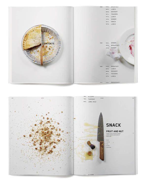 Book Series by Jessica Giboin, via Behance