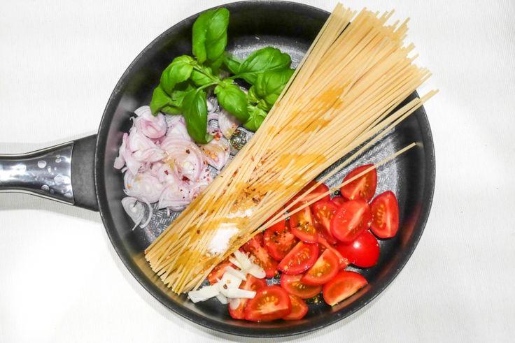 Allt-i-en-kastrull-pasta