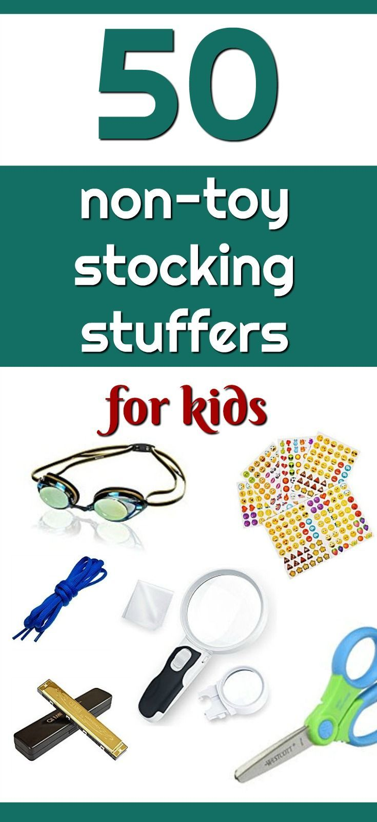 Non-toy stocking stuffers for kids to avoid clutter and attempt to be a minimalist this Christmas!   Stocking Filler Ideas for Kids   Santa Tips   Christmas Present Hacks   How to Fill a Stocking   What to Buy for Christmas   Christmas Traditions   Toy-Fr