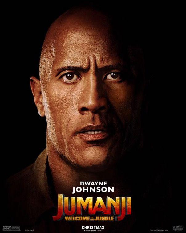 Jumanji - new character posters: https://teaser-trailer.com/movie/jumanji/  #Jumanji #JumanjiMovie #JumanjiWelcomeToTheJungle