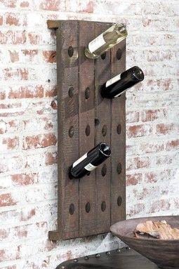 Wine rack...