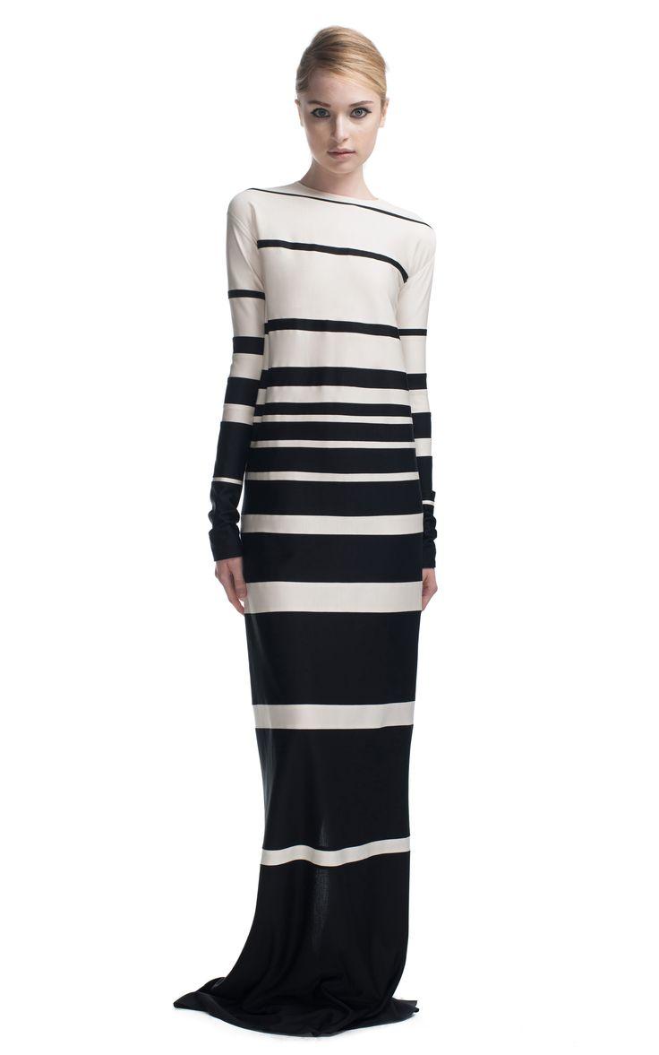 loving Marc Jacobs stripes this season.: Maxi Dresses, Silk Dress, Jacobs Panels, Stripes Silk, Jacobs Stripes, Panels Stripes, Marc Jacobs, Jersey Dresses, Silk Jersey