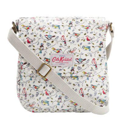 Little Birds Mini Messenger Bag by Cath Kidston