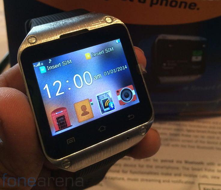 Spice Smart Pulse M-9010: uno smartwatch economico a 49 euro - http://www.tecnoandroid.it/spice-smart-pulse-m-9010-smartwatch-economico-49-euro/