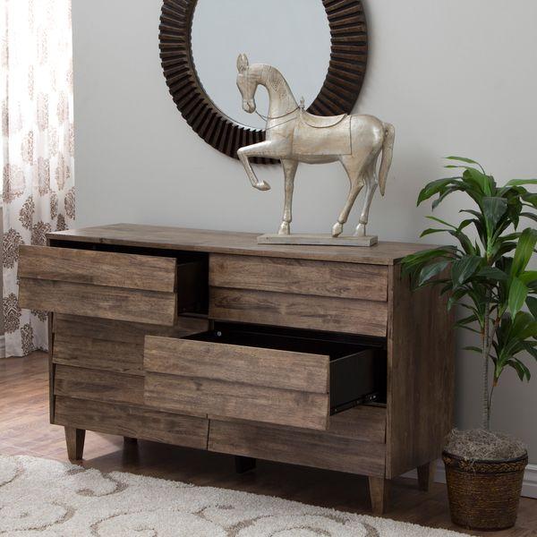 Venetian 6-drawer Dresser - Overstock™ Shopping - Great Deals on Dressers