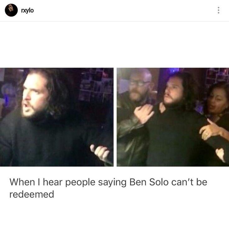 Kylo Ren, Star Wars, The Last Jedi, #saveBenSolo, Kylo Ren Redemption