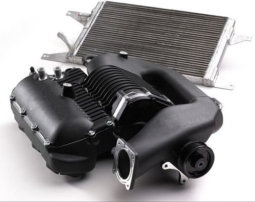 Magnuson Toyota Tacoma MP90 Supercharger System