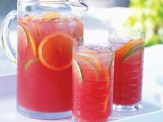 Sangria Punch (Non Alcoholic)