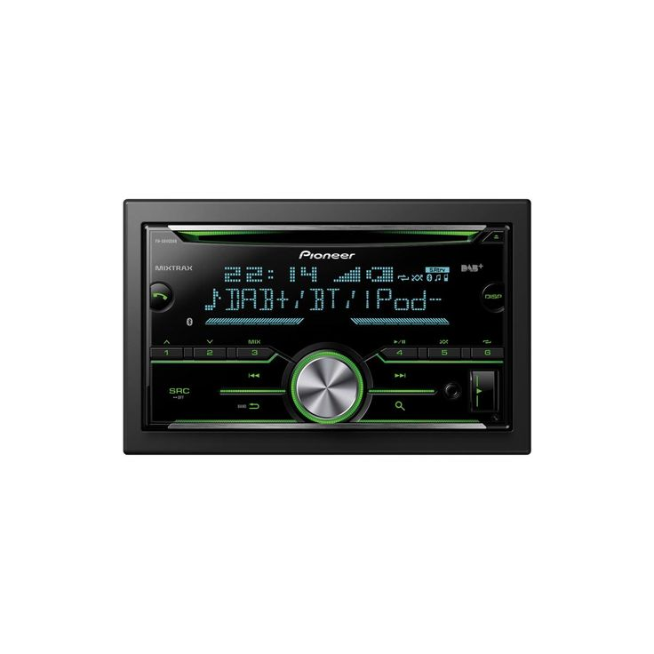 DAB Car Radio Pioneer FHX840DAB 1 £165