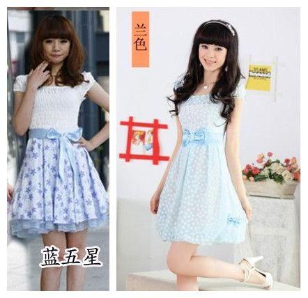 vestidos de moda juveniles