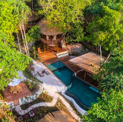 6 Unique places to stay in Indonesia - Be Asia: fashion, beauty, lifestyle & celebrity news