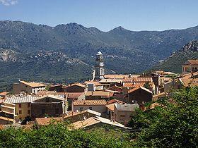 Calenzana à Corse