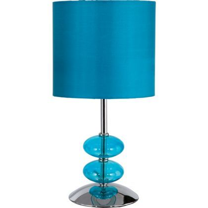 Isabelle - Table Lamp - Small - Teal