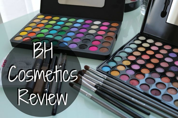 BH Cosmetics Review!