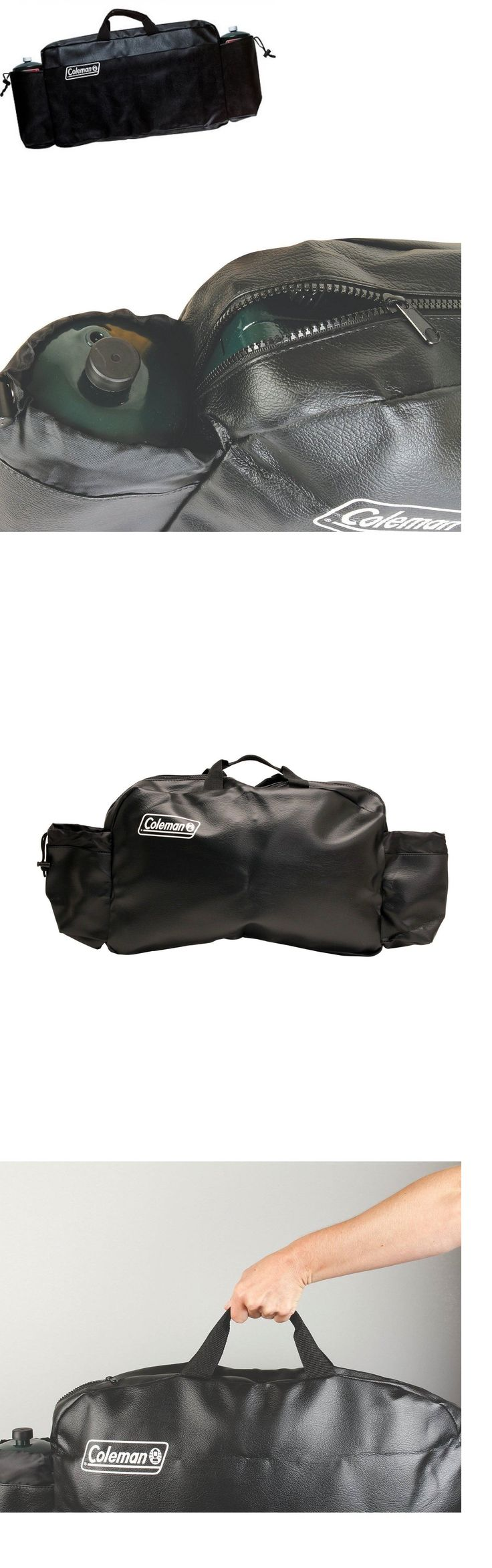 Parts and Accessories 181389: Heavy-Duty Grill Stove Fuel Carrying Storage Case Bag Travel Camping Bbq Black. -> BUY IT NOW ONLY: $47.99 on eBay!