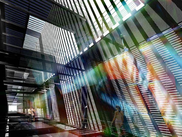 Jean Nouvel w hotel Dubai
