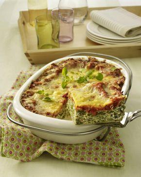 Unser beliebtes Rezept für Spinat-Frischkäse-Lasagne und mehr als 55.000 weitere kostenlose Rezepte auf LECKER.de.