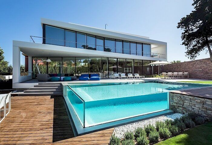 123DV Cool Blue Villa Marbella Spanje zwembad