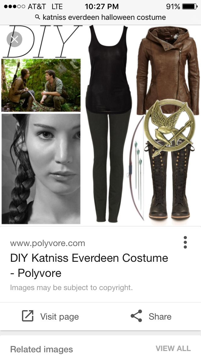 katniss everdeen costume make your own - Primrose Everdeen Halloween Costume