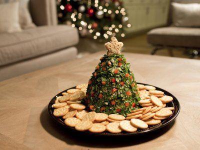 Botana de Árbol de Navidad | Deliciosa botana de árbol de navidad, ideal para sorprender a tu familia en esta época navideña. Prepárala y disfrútala junto con toda tu familia.